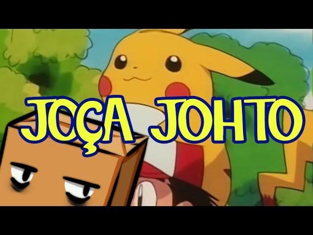 Falando Filler ESPECIAL - Joça Johto (Introdução)