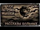 Истории на ночь 2в1 1 Круг летучих мышей 2 Рассказы больных