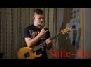 System Of A Down - Suite Pee Instrumental Cover by One Man 13 years old 13 лет