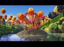 Мультфільм Лоракс Співочі рибки Українською / Dr. Seuss' The Lorax Ukrainian HD