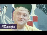 I assume the best work is yet to come David Hockney (1980) - Newsnight archives