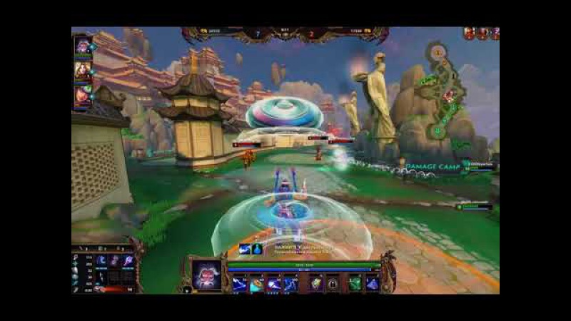 Joust Ranked 3 vs 3 Zeus Neith Athena Odyssey Texture Pack / Smite