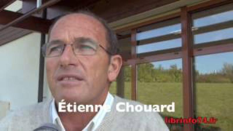 Étienne Chouard Soral et la « menace fasciste »