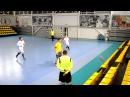 Белбланкавыд 6:2 Автобус. Futsal 2017/2018. 10-й тур (10.12.2017)
