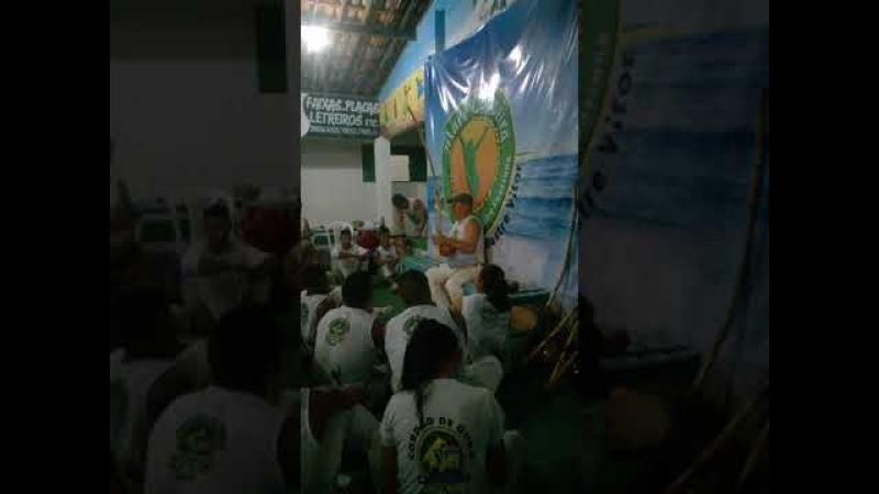 Mestre Suassuna Evento do mestre Vitor Mare Capoeira 2018
