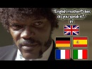 English Motherf*cker Do You Speak It Scene In 5 Languages