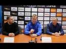 Прес конференція напередодні Фіналу Чотирьох Кубка України у Харкові