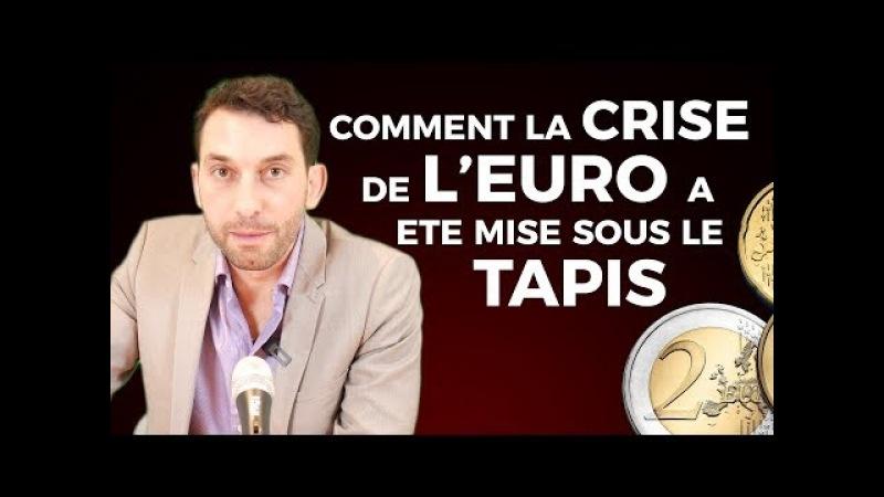 VINCENT HELD COMMENT LA CRISE DE L'EURO A ETE MISE SOUS LE TAPIS