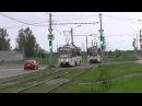 Трамвай КТМ-19 (71-619) в Ярославле (2017)