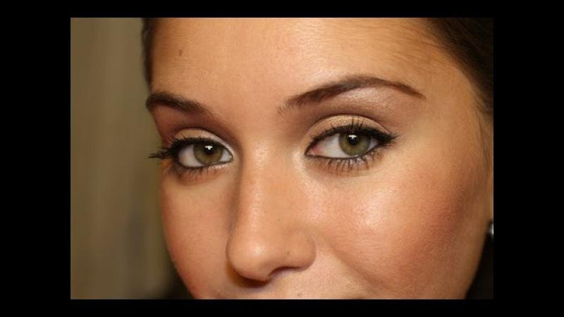 Дневной макияж а-ля Kim Kardashian