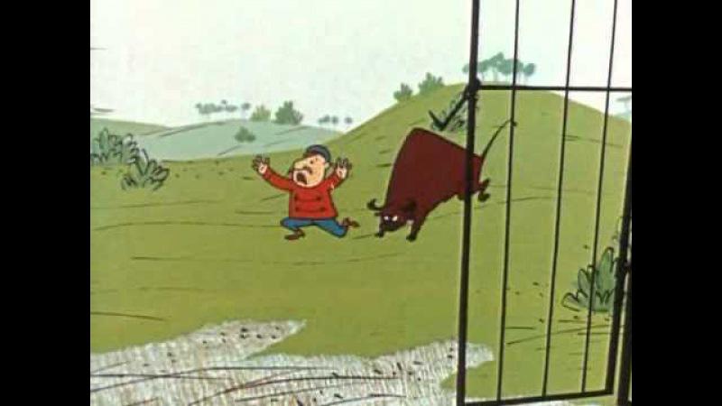 Polski animation - Lolek i Bolek - Zyrafa