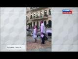 Маленькая дочь Марии Максаковой в Крыму читает стихи про папу