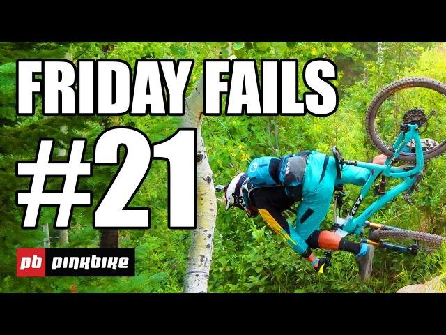 Pinkbike Bike Fails Compilation 21