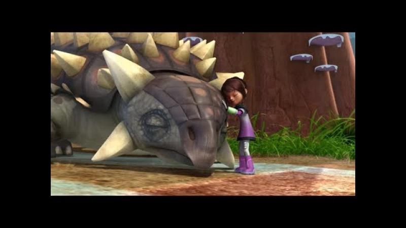Сборник - Мультфильмы про динозавров на Узнавайке l Disney