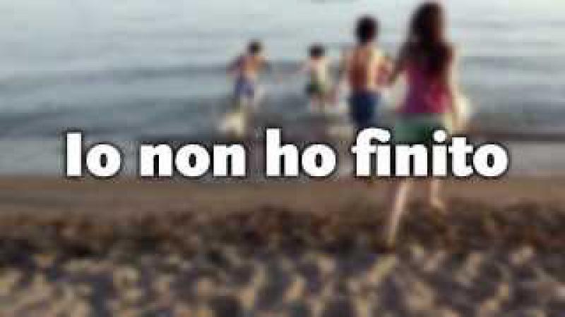 Io Non Ho Finito (testo) | Niccolò Agliardi The Hills | Braccialetti Rossi