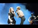 16 05 2015 ANNALISA feat ALESSANDRA AMOROSO QUESTO BELLISSIMO GIOCO SPLENDE TOUR