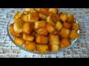 Сухарики или крутоны - очень вкусные и хрустящие