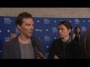 Benedict Cumberbatch Tom Holland Interview Disney D23 Expo 2017 (HD) Avengers Infinity War