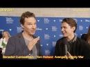 Benedict Cumberbatch Tom Holland 'Avengers' 'Infinity War' at 'D23' 2017