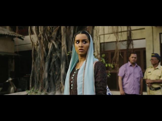 Хасина, королева Мумбаи - Трейлер (2017)
