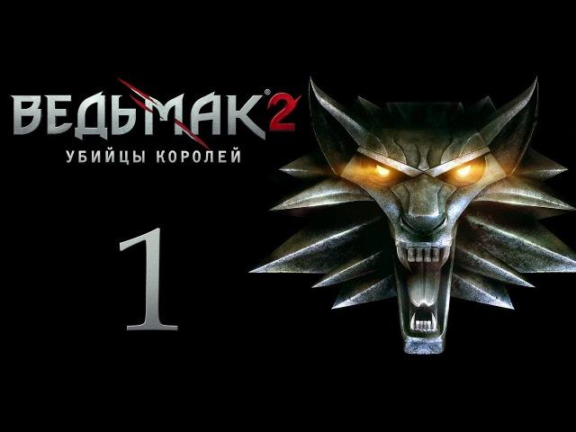 The Witcher 2 Ведьмак 2 Прохождение игры на русском Обучение 1