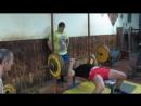 Руслан Струков жим лежа рабочий вес 117.5 кг на 7 раз