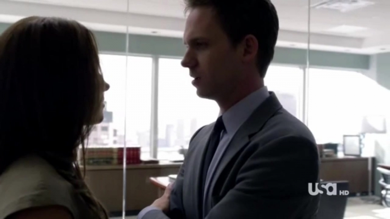 Suits 01x09 - Mike is a good ballerina