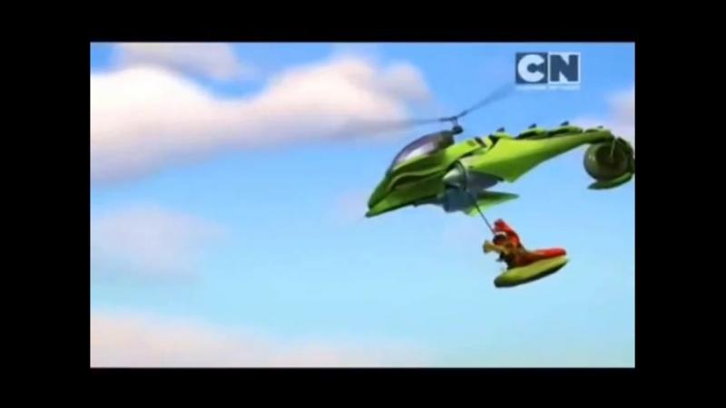 Lego Ninjago 1 сезон 3 серия Змеиный укус
