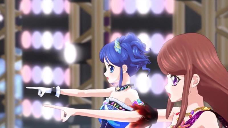 Aikatsu Episode 35 Take Me Higher Hoshimiya Ichigo Kiriya Aoi Shibuki Ran 1080p