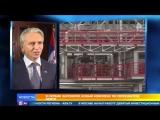 Александр Дюков и Александр Вучич дали старт строительству комплекса глубокой переработки на НПЗ НИС