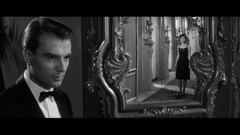 Ален Рене - В прошлом году в Мариенбаде /Alain Resnais - L'année dernière à Marienbad (1961,Франция, Италия)