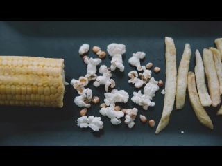 Fast Food _ Stop Motion Animation