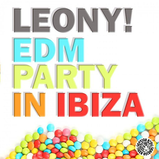 Leony! альбом EDM Party in Ibiza