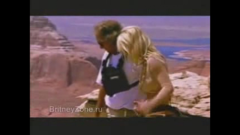 Britney Spears - Making Of I'm Not A Girl, Not Yet A Woman Music Video