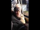 2 Бабка жжёт в трамвае трёх этажный мат,гн...смех ржач360p .mp4