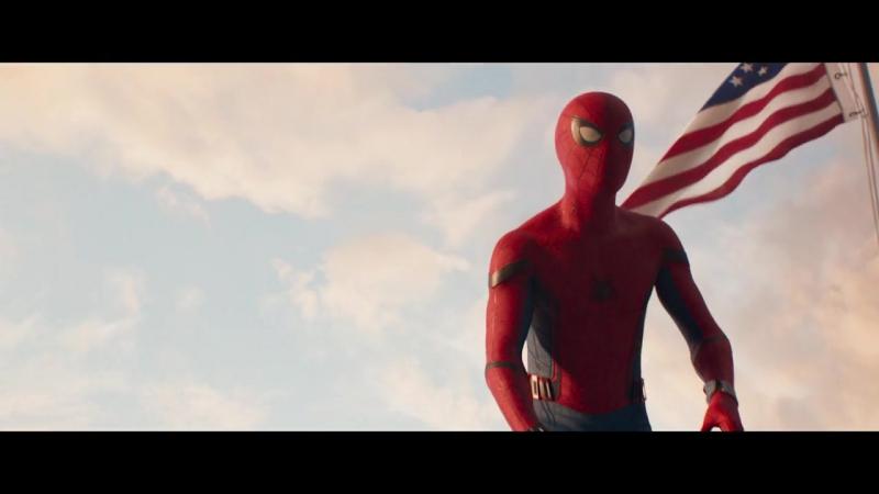 Человек-паук: Возвращение домой / Spider-Man: Homecoming (2017) Official Trailer