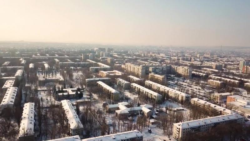 ЛУГАНСК. МЫ ПОМНИМ. 75я годовщина освобождения города от немецко-фашистских захватчиков