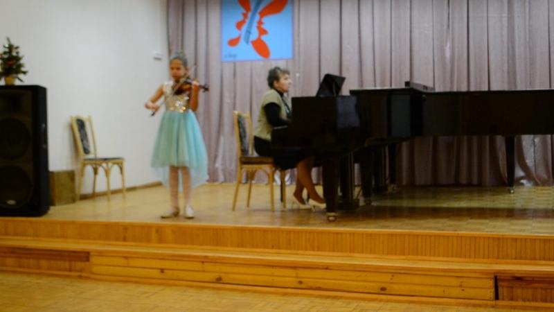 VII Областной конкурс юных исполнителей на струнно-смычковых инструментах Левый берег