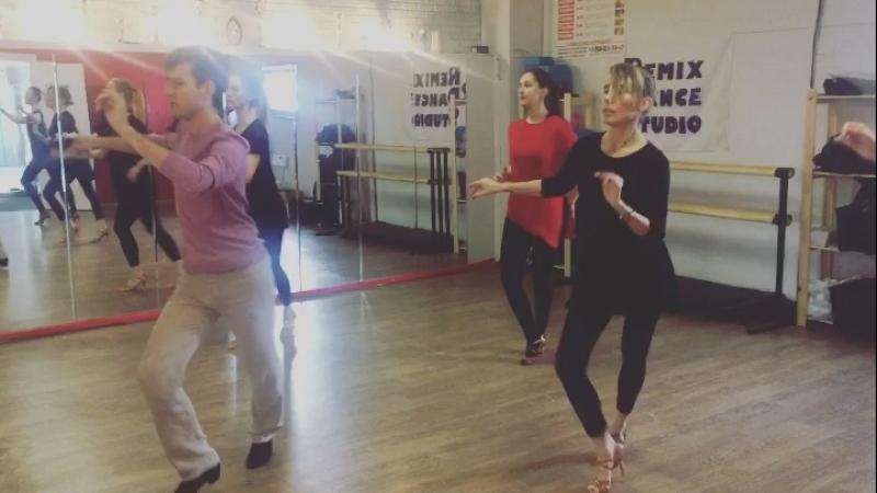 Бальные танцы Джайв