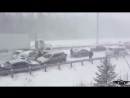 Массовые Аварии Грузовиков и Легковушек Ужасающее зрелище