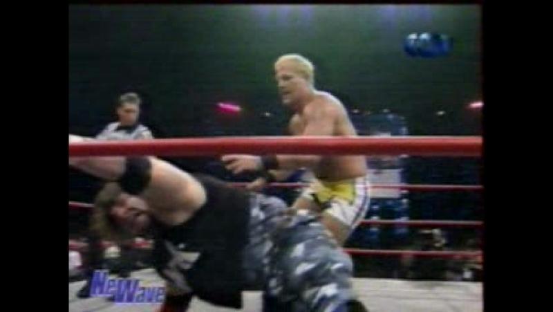 Титаны реслинга на ТНТ и СТС WCW Nitro September 25 2000