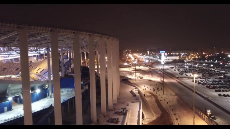 Нижний Новгород, стадион к ЧМ-2018