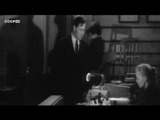 «У озера» (1969) - драма, реж. Сергей Герасимов