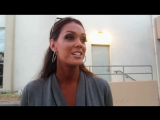 Alison Tyler at her 1st Fitness Competition