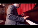 Пианист Scott Bradlee играет мелодию из Super Mario Bros. Получилось очень круто