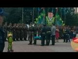 Армия.Присяга.Костанай 2017