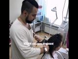 serjfedik Adorn - гидрозаряд коллагеновое восстановление волос by Marcia Teixeira