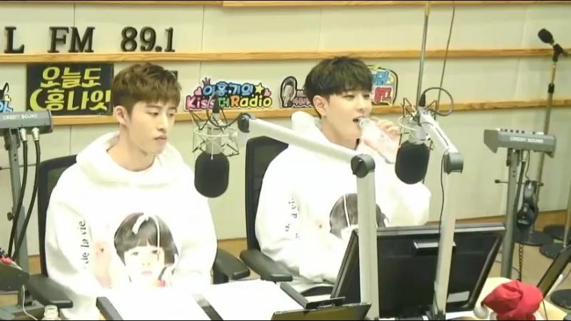 180221 iKON Kiss the Radio 키스더라디오 아이콘 잔나비 유재환이준호