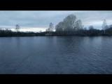 Алтай. Лебединое озеро. Октябрь.