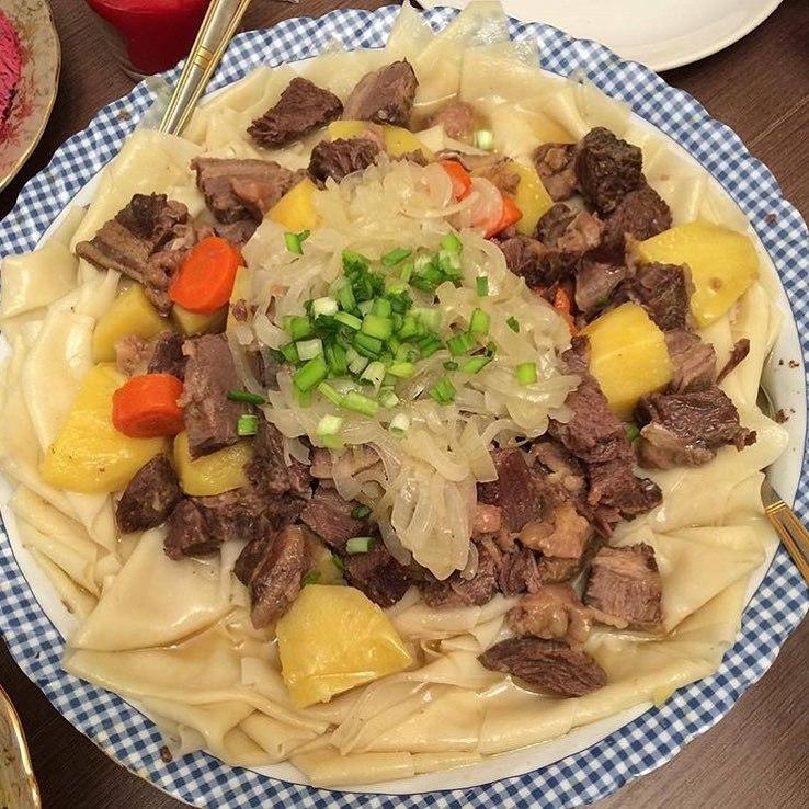 казахская кухня рецепты с фото пошагово перекрестке